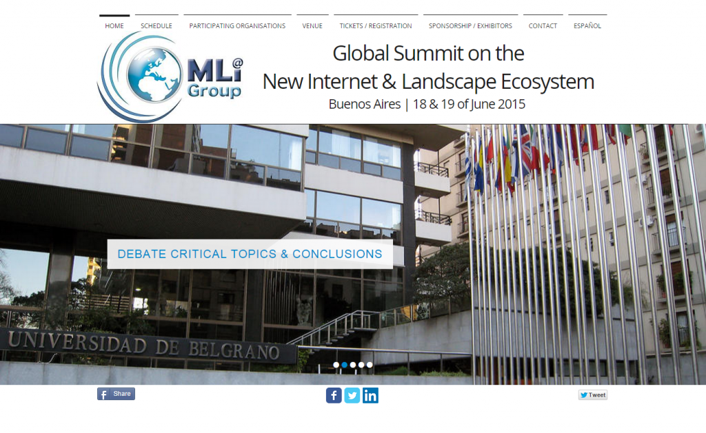 MLI Group Buenos Aires Summit 1